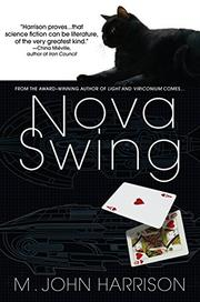 Cover art for NOVA SWING