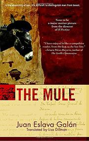 Cover art for THE MULE