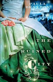 Cover art for THE RUINED CITY
