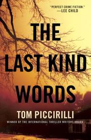 Book Cover for THE LAST KIND WORDS