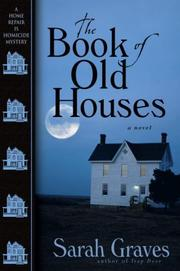 Cover art for THE BOOK OF OLD HOUSES