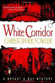 Cover art for WHITE CORRIDOR