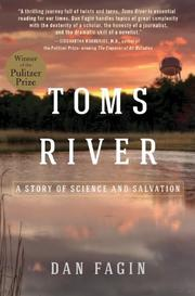 Book Cover for TOMS RIVER