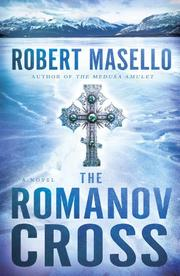Book Cover for THE ROMANOV CROSS