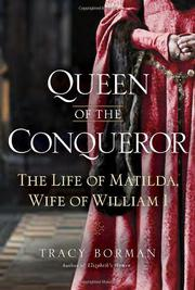 Cover art for QUEEN OF THE CONQUEROR