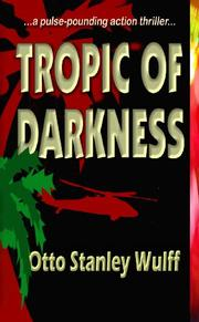 Cover art for TROPIC OF DARKNESS
