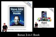 Book Cover for STEVE JOBS & THE WORLD OF MOBILE/APPS: THE INSIDE SCOOP