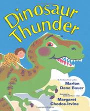 Book Cover for DINOSAUR THUNDER