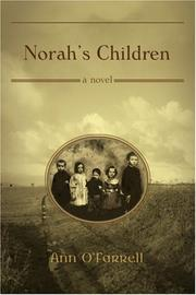 Cover art for NORAH'S CHILDREN