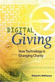 Book Cover for DIGITAL GIVING