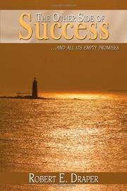 Cover art for THE OTHER SIDE OF SUCCESS. . .