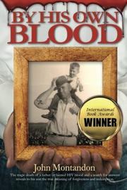 Cover art for BY HIS OWN BLOOD