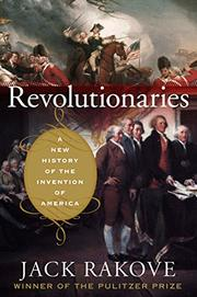 Cover art for REVOLUTIONARIES