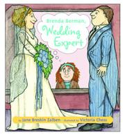 Cover art for BRENDA BERMAN, WEDDING EXPERT