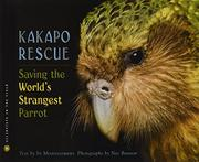 Book Cover for KAKAPO RESCUE