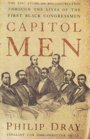 Book Cover for CAPITOL MEN