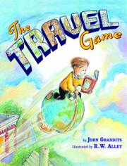 Cover art for THE TRAVEL GAME