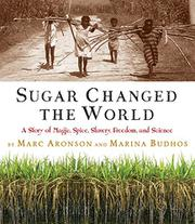 Book Cover for SUGAR CHANGED THE WORLD