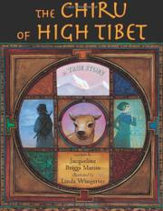 Cover art for THE CHIRU OF HIGH TIBET