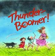 Book Cover for THUNDER-BOOMER!