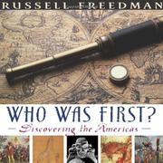 Book Cover for WHO WAS FIRST?