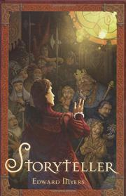 Book Cover for STORYTELLER
