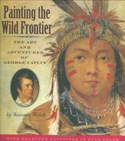 Book Cover for PAINTING THE WILD FRONTIER