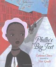 Book Cover for PHILLIS'S BIG TEST