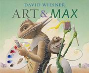Book Cover for ART & MAX