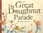 Cover art for THE GREAT DOUGHNUT PARADE