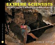 Cover art for EXTREME SCIENTISTS