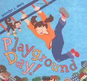 Book Cover for PLAYGROUND DAY!