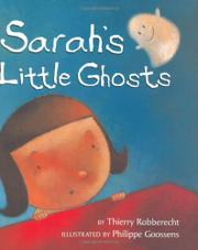 Cover art for SARAH'S LITTLE GHOSTS