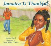 Cover art for JAMAICA IS THANKFUL