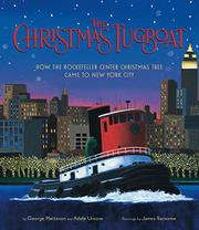 Cover art for THE CHRISTMAS TUGBOAT