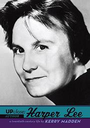 Cover art for UP CLOSE: HARPER LEE
