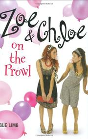 Book Cover for ZOE & CHLOE ON THE PROWL
