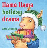 Book Cover for LLAMA LLAMA HOLIDAY DRAMA