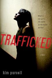 Book Cover for TRAFFICKED