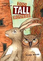 Book Cover for TOO TALL HOUSES