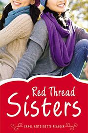 Cover art for RED THREAD SISTERS
