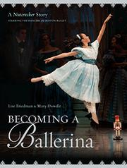 Cover art for BECOMING A BALLERINA