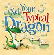 Cover art for NOT YOUR TYPICAL DRAGON