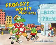 Cover art for FROGGY'S WORST PLAYDATE