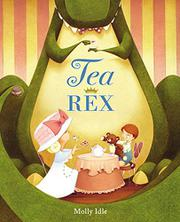 Book Cover for TEA REX