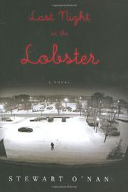 Cover art for LAST NIGHT AT THE LOBSTER