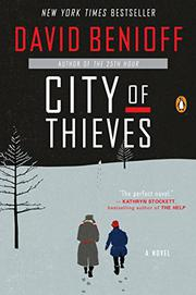 Cover art for CITY OF THIEVES