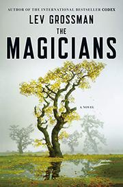Cover art for THE MAGICIANS
