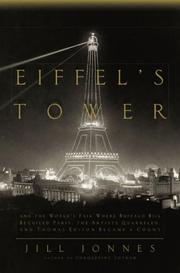 Cover art for EIFFEL'S TOWER