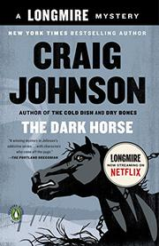 Book Cover for THE DARK HORSE